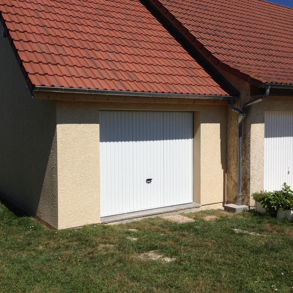 Travaux d 39 extension d 39 un garage simode brisson for Extension d un garage
