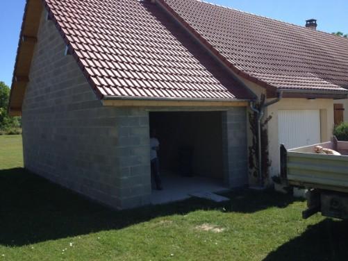 Construction neuf sarl simode brisson maconnerie for Neuf construction